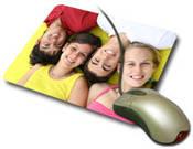 Kare Mousepad 22 cm x 18 cm (Kalınlık 5mm)
