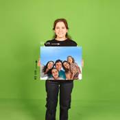 40x50 cm Fotoblok