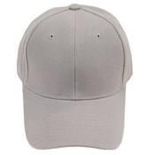 Gri Şapka + tasarım + baskı