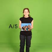 A5 14,8 X 21 cm Fotoblok Baskı