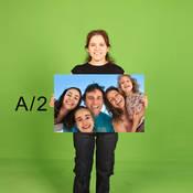 A2 42 X 59,4 cm Fotoblok Baskı