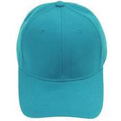 Turkuaz şapka + tasarım + baskı